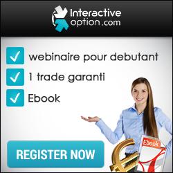 Interactive Option : leader des sites d'options binaires