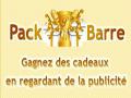 Pack Barre : gagner de l'argent en surfant