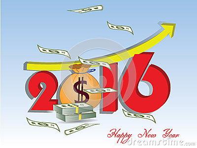 Bonne année 2016 : gagner encore plus d'argent en 2016