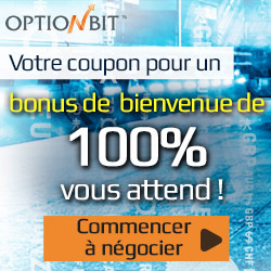 OptionBit : Leader des options binaires en France