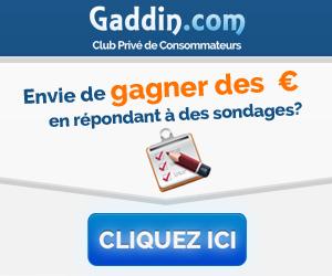 Gaddin : gagner de l'argent rapidement