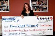 Loterie : une américaine gagne 758,7 millions de dollars au Powerball