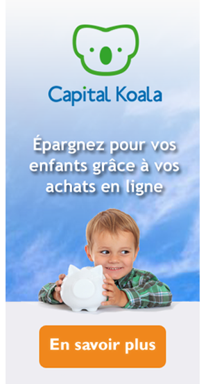Capital Koala épargne pour enfants
