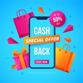 Cashback : gagner de l'argent en achetant