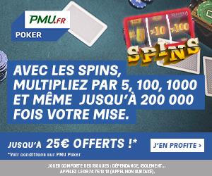 Pmu Poker site de poker en ligne