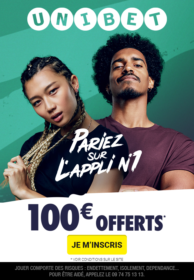 Avis Unibet paris sportifs 100 € offerts