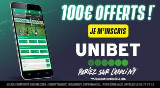 Unibet site de paris sportifs en ligne